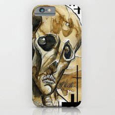 dead head iPhone 6 Slim Case