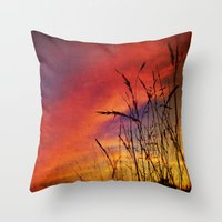 Dreaming In Color (of Th… Throw Pillow