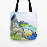 Landscapes / Nr. 6 Tote Bag