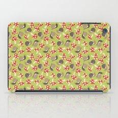 Forest Floor iPad Case