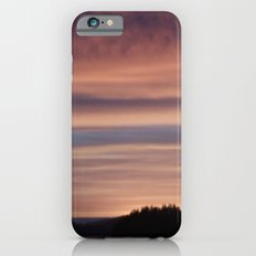 Frozen Sunset 4 - Pale Light Slim Case iPhone 6s