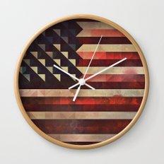 1776 Wall Clock