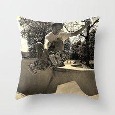 Adam Lindles 1 Throw Pillow