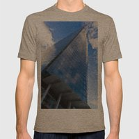 The Shard Of Shards Mens Fitted Tee Tri-Coffee SMALL