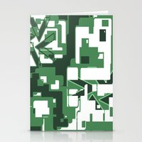 The Green City Stationery Cards