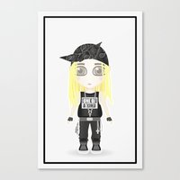 G-Dragon One Of A Kind Canvas Print