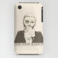 iPhone 3Gs & iPhone 3G Cases featuring The New Ramon by Cecilia Sánchez