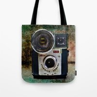 Bold Brownie Tote Bag