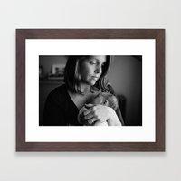 CC & KT Framed Art Print