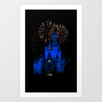 Wishes Art Print