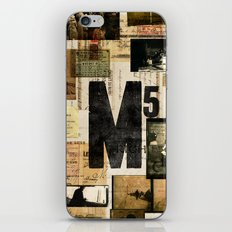 M5 Collection iPhone & iPod Skin