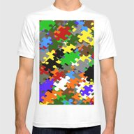 T-shirt featuring Puzzle Stones by MehrFarbeimLeben