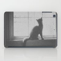 Watching The Birds iPad Case