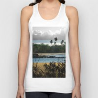 Changing Nature Unisex Tank Top