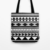 Tribal #5 Tote Bag