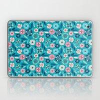 Flower Pop Laptop & iPad Skin