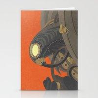 SongBird - BioShock Infi… Stationery Cards