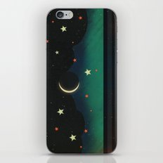Abstract Moonscape iPhone & iPod Skin