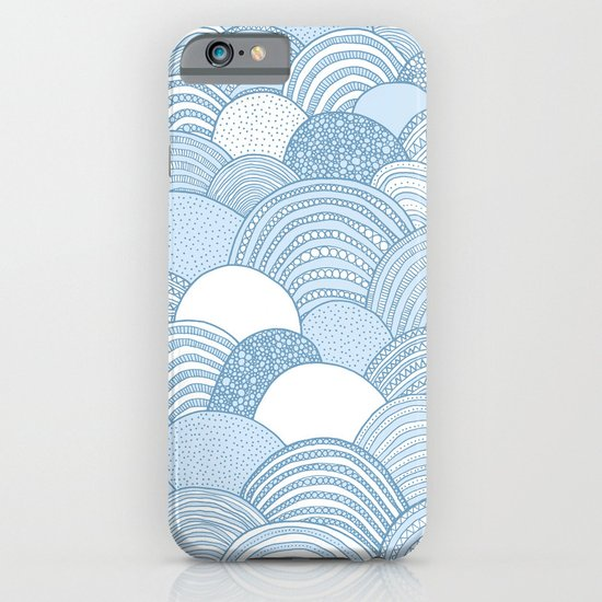 Clouds iPhone & iPod Case