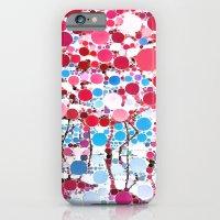 :: Flamingo Hookah :: iPhone 6 Slim Case
