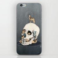 WOLFPACK iPhone & iPod Skin