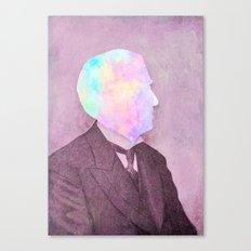Thinking of something else Canvas Print