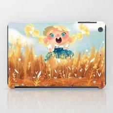 In The Fields iPad Case