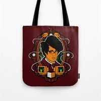 Street Countdown Tote Bag