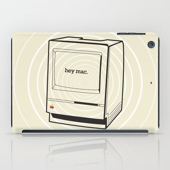 mac iPad Case