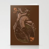 In The Heart Of The Wood… Stationery Cards