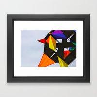 Kite Life 1 Framed Art Print