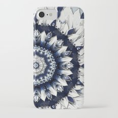 Blue Sash Mandala iPhone 7 Slim Case