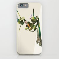 Walking Shadow, Turtles iPhone 6 Slim Case