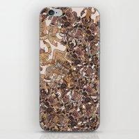 Robo Favorites iPhone & iPod Skin