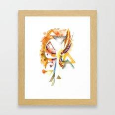 wilt Framed Art Print