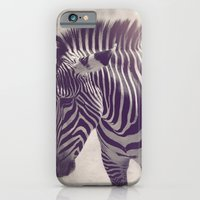 iPhone & iPod Case featuring Zebra Stripes by Jessica Torres Photography