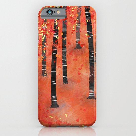 Birches iPhone & iPod Case