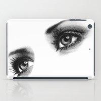 Eyes Windows To the Soul iPad Case