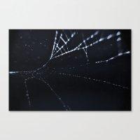 Dark Cold Cob Canvas Print