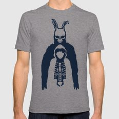 Donnie Darko Mens Fitted Tee Tri-Grey SMALL