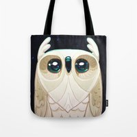 Starla The Owl Tote Bag