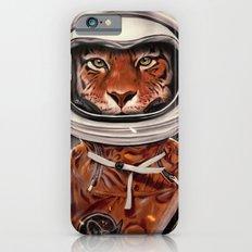 Tiger Astronaut iPhone 6 Slim Case