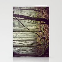 Out In The Woods Today Stationery Cards