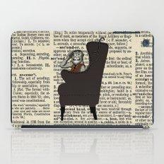 Detective Monkey iPad Case