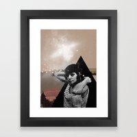 Of Dust Framed Art Print