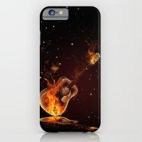 Guitar Music  iPhone 6 Slim Case
