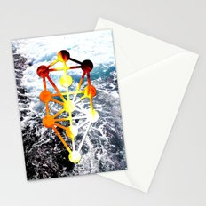 Tree of Life - Fire & Water Stationery Cards