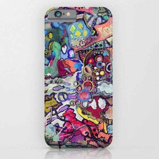 The Scroll: 66 Days Later iPhone & iPod Case