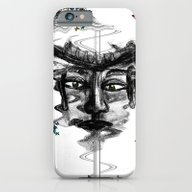 iPhone & iPod Case featuring Save Me  by Sladja