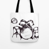 Drums Tote Bag